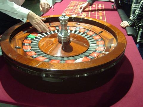 Hire roulette table manchester
